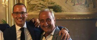 """Elezioni, il padre è condannato: Forza Italia candida il figlio. Che offendeva magistrati e pentiti: """"Figli di pulla"""""""
