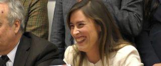 """Boschi a Bolzano per presentare la sua candidatura: """"Paura di presentarmi ad Arezzo? No, ha scelto il partito"""""""