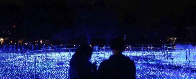 Inquinamento luminoso: amanti del buio, c'è una buona notizia per voi