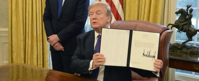 Donald Trump, la faina a guardia del pollaio