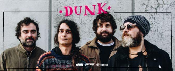 Dunk, i fratelli dell'indie hanno creato una superband
