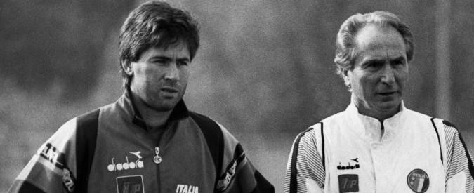 Azeglio Vicini, Italia '90 e quelle notti magiche di un italiano normale
