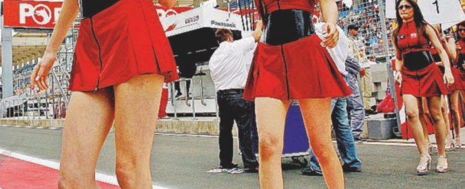 """La Formula1 si """"spoglia"""" delle sue ombrelline"""