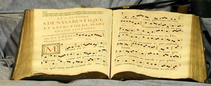 La vera storia del canto gregoriano non è quella che ci hanno sempre raccontato