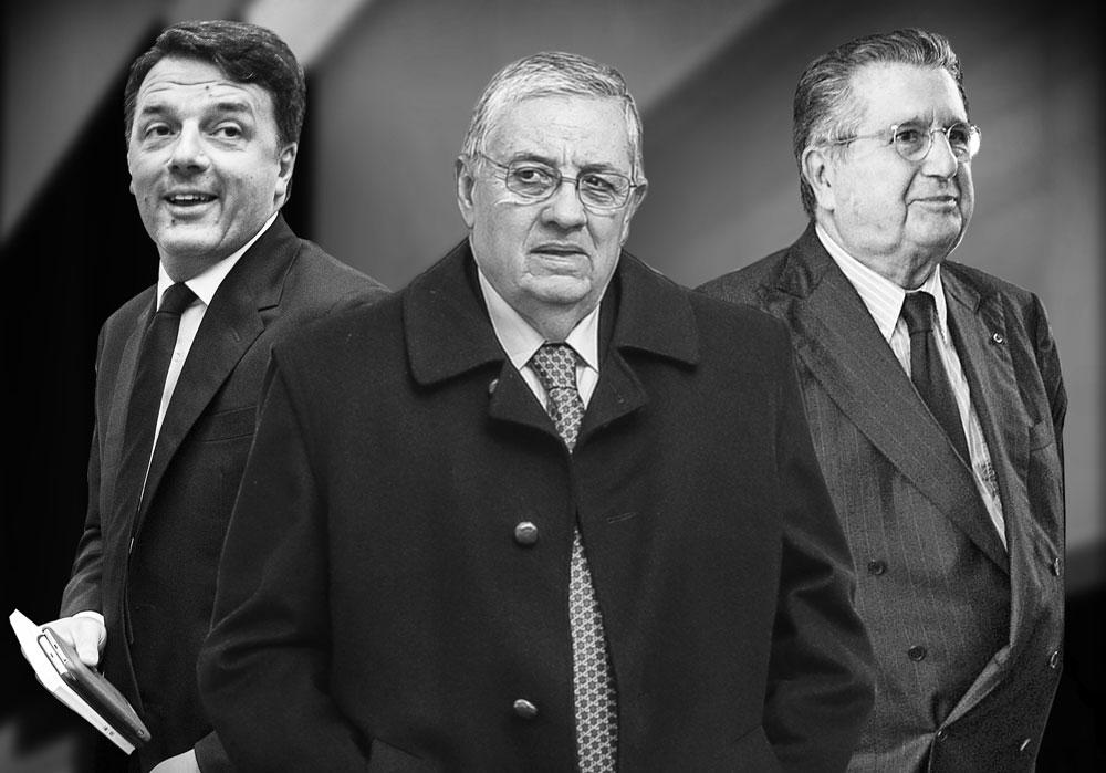 In Edicola sul Fatto Quotidiano del 1 febbraio: Caso Renzi-Cdb: Perugia indaga sull'inchiesta