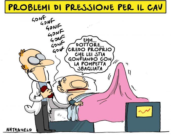 Problemi di pressione