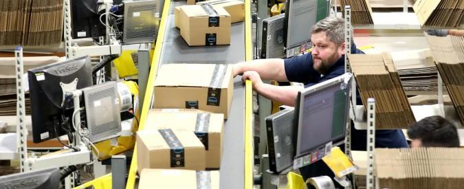 """Amazon ha sforato le quote di interinali. L'Ispettorato del lavoro: """"Deve assumere 1.300 persone a tempo indeterminato"""""""