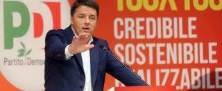 """Elezioni, Renzi: """"C'è grande coalizione pronta, tra M5s e Lega"""". Di Maio: """"Larghe intese? Quella nata col Rosatellum"""""""