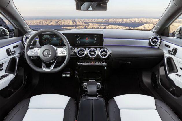 Mercedes Classe A, la prova de Il Fatto.it – Un'auto con cui parlare – FOTO