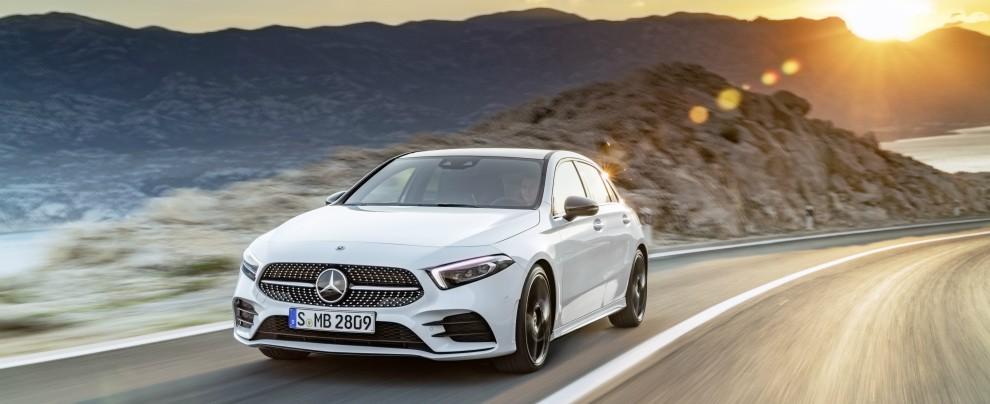 Mercedes nuova Classe A, uno smartphone su quattro ruote – FOTO