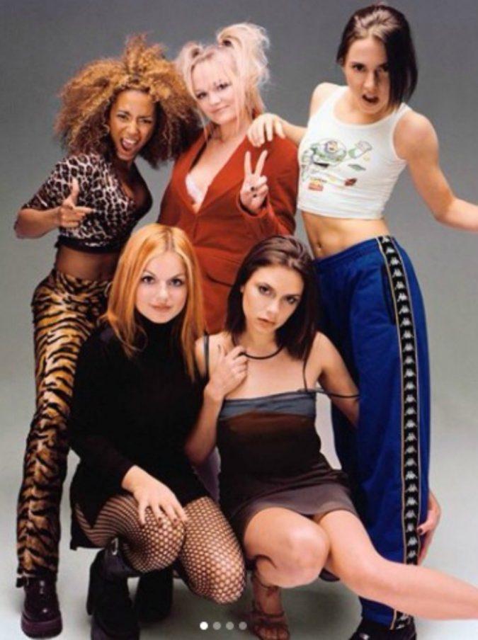 """Spice Girls, Geri Halliwell smentisce Mel B: """"Non è vero che abbiamo fatto sesso"""""""