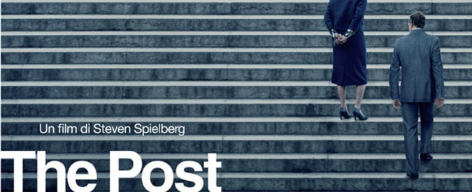 The Post, Spielberg ci ricorda quant'è bello lavorare per un fine superiore