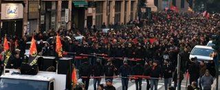 """Genova, corteo antifascista contro l'apertura delle sedi di estrema destra: """"La città non li vuole"""""""