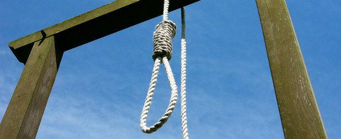 Iran, pena di morte e minorenni: uno salvato, due impiccati