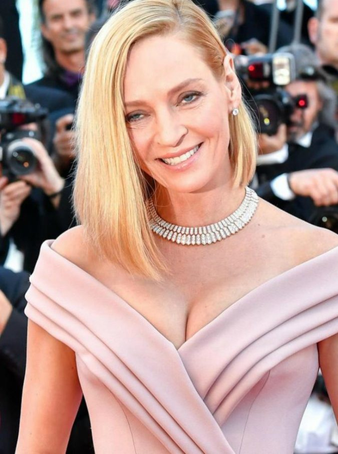 """Uma Thurman su Weinstein: """"Aggredì anche me"""". E di Tarantino dice: """"Mise a rischio la mia vita sul set di Kill Bill"""""""