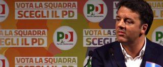 """Elezioni, i consigli di Renzi ai candidati dem: """"Solo notizie positive e organizzate dei tè con 15 persone. Le cose cambieranno"""""""