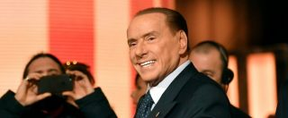 """Elezioni, Berlusconi: """"Migranti non sanno come vivere e compiono furti nelle case. Cambieremo legge sulla legittima difesa"""""""