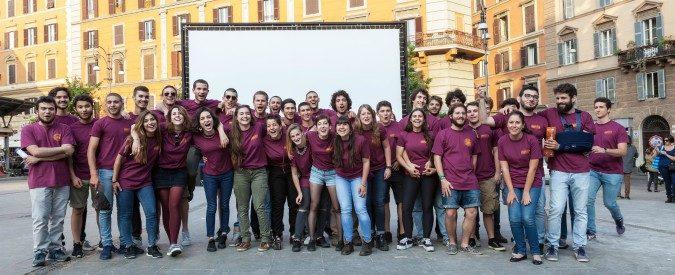 Roma, non portateci via i ragazzi del cinema America!