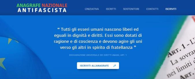 """Macerata, dopo la sparatoria di Traini boom registro antifascista di Stazzema: """"Tra le 600 e le 700 iscrizioni al giorno"""""""