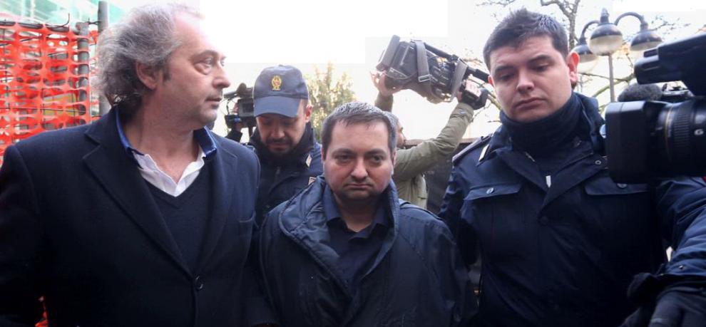 Alessandro Garlaschi, il presunto assassino