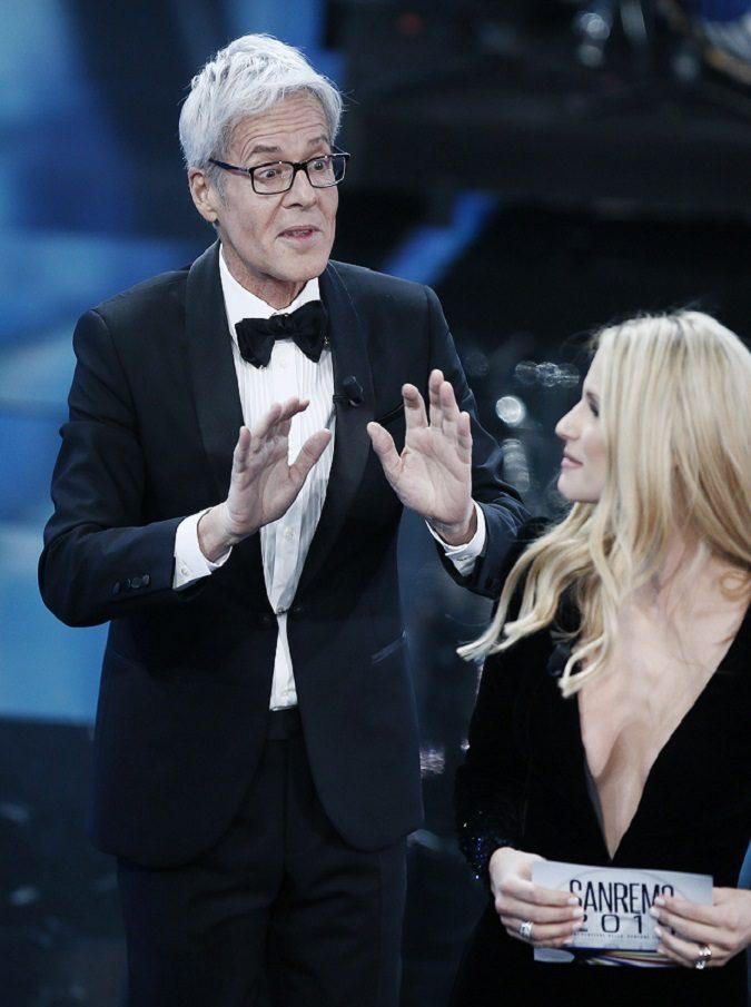Sanremo 2018, gli ascolti della prima serata. Boom per l'esordio di Claudio Baglioni, meglio di Carlo Conti