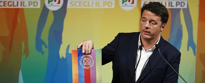 """Sostegno alle famiglie, mistero nel programma Pd: """"240 euro mensili per i figli under 18"""". Ma Renzi: """"Saranno 80"""""""