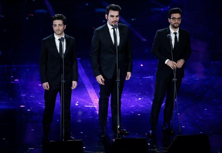 La terza serata del Festival di Sanremo 2018