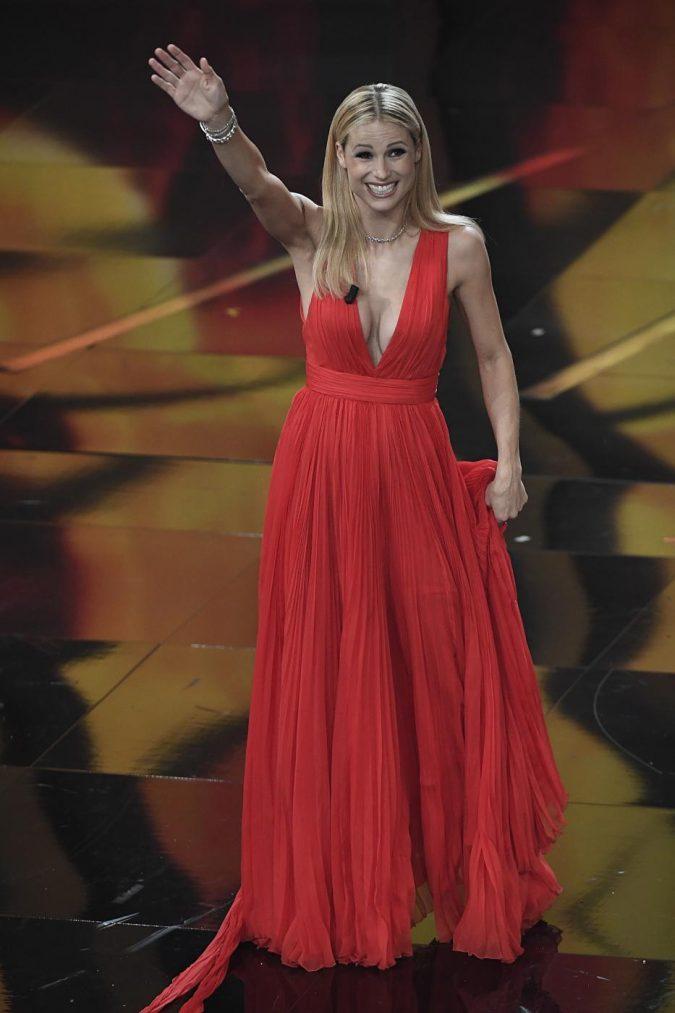 Michelle Hunziker, il giorno dopo Sanremo: chi l'avrebbe mai detto che ci saremmo ritrovati a rimpiangere la svizzera?