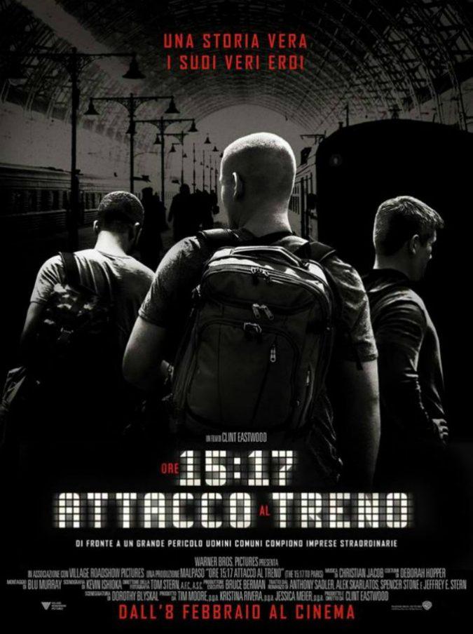 Ore 15:17 Attacco al treno, i critici integralisti al contrario sappiano che il film di Clint Eastwood è bellissimo