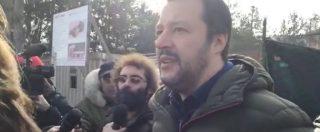 """Elezioni, Salvini: """"Islam incompatibile con la Costituzione. Chiudiamo le moschee illegali"""""""