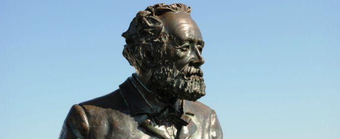 Fabrizio Denunzio, se per Jules Verne l'unico colonialismo buono era quello francese