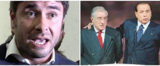 Di Battista: 'Berlusconi ha pagato la mafia. Dovrebbe stare in carcere'. L'ex premier lo querela per aver detto la verità