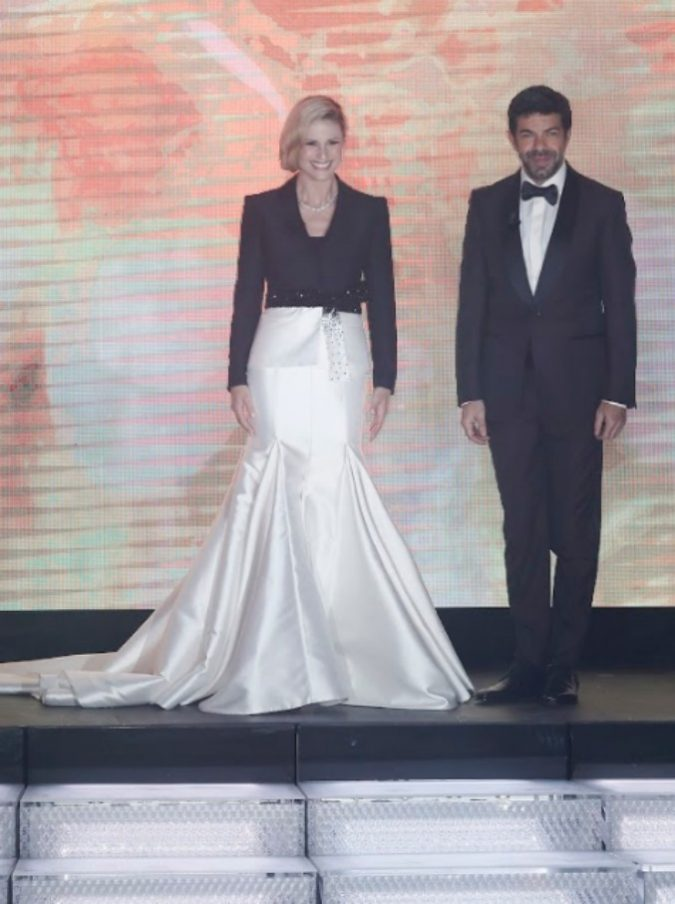 Sanremo 2018, le pagelle di Martina dell'Ombra terza serata: Claudio Baglioni pronto al lancio nucleare, salvate il soldato Favino