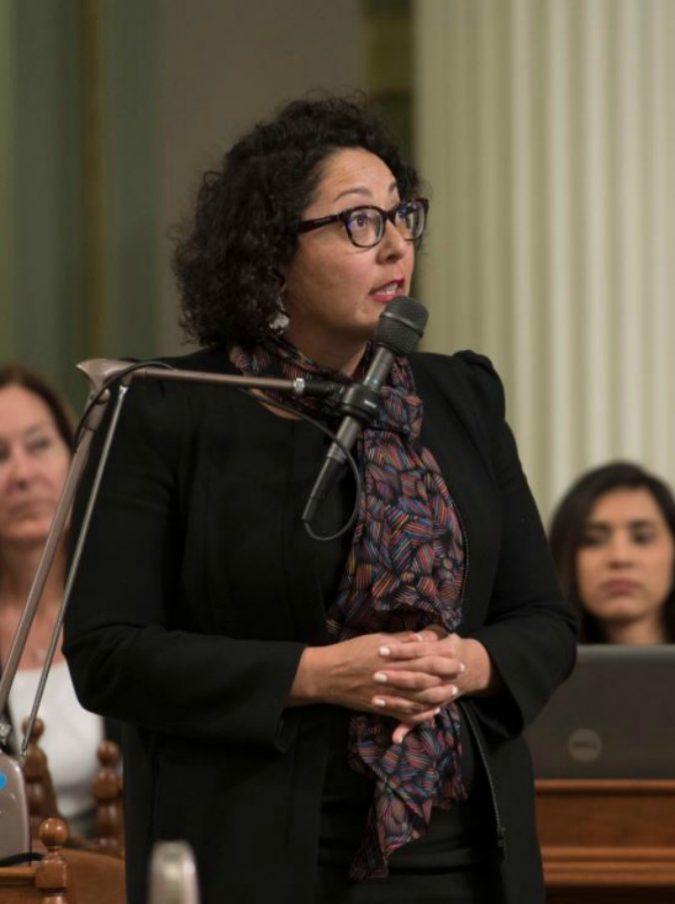 Molestie, deputata e attivista di #metoo sotto indagine in California