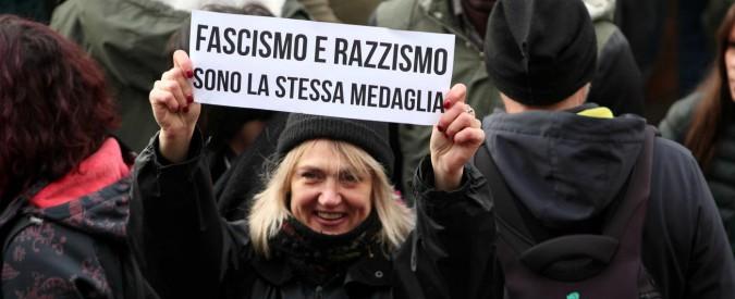 Macerata: il problema è la violenza, non il fascismo
