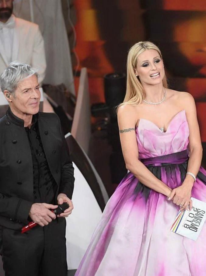 Sanremo 2018, le pagelle della quarta serata – La Nannini vorrebbe promuovere l'album, Baglioni pretende di cantare le sue canzoni con chiunque salga sul palco