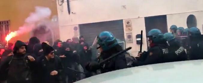 Scontri a Piacenza, terzo arresto per il pestaggio al carabiniere durante il corteo