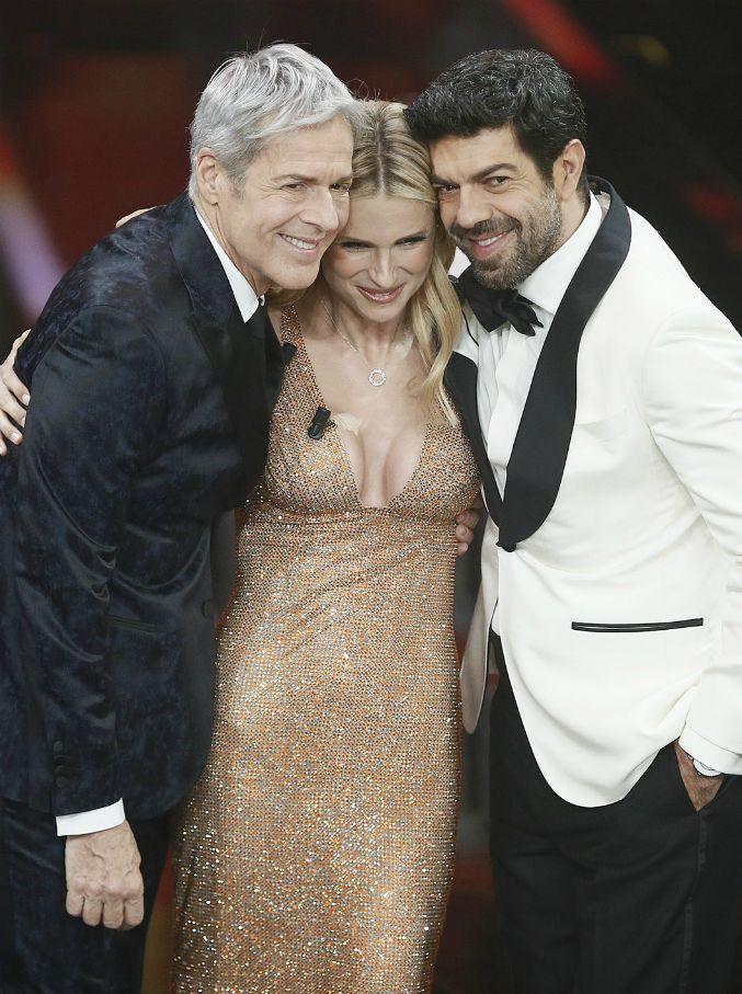 Sanremo 2018,  le pagelle dell'ultima serata. Baglioni è stato di parola e Favino entra nella storia con un monologo che spacca lo schermo