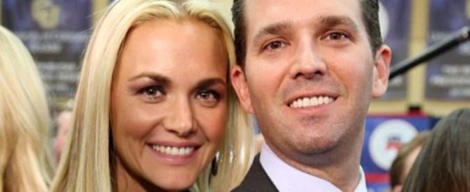 """Vanessa Trump ricoverata: """"Ha aperto busta con polvere bianca e si è sentita male"""""""