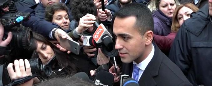 """Restituzioni M5s, Di Maio: """"Ho sbagliato a fidarmi. Chiesti documenti al ministero, faremo vedere bonifici"""""""