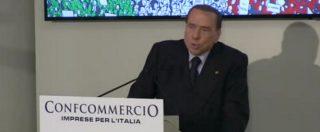 """Berlusconi: """"Cottarelli nella mia squadra di governo"""". Ma l'economista lo smentisce. Poi la gaffe: """"Portai le pensioni a mille lire"""""""