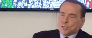 "M5S, sfottò di Berlusconi sui rimborsi pentastellati: ""Onestà, onestà. Se vince Di Maio vi mando cartolina da lontano"""