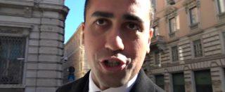 """M5s, Di Maio: """"Controllo sui rimborsi? Lo facciamo ora, mele marce non resteranno nel nostro gruppo parlamentare"""""""