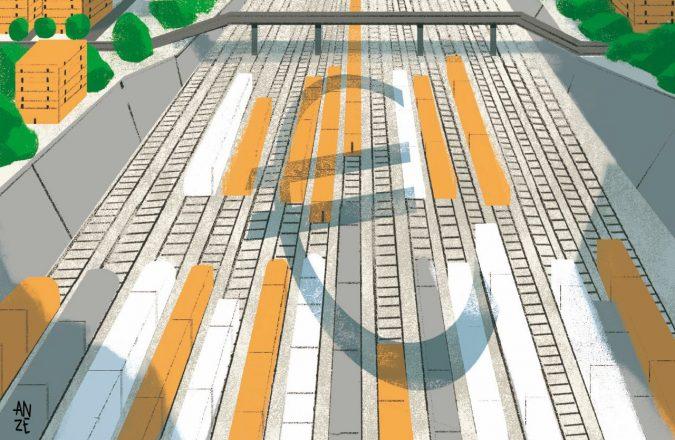 Troppi treni e poche gare nel piano trasporti M5S