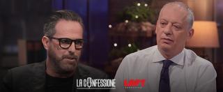 """La Confessione torna su Nove il 16 febbraio con un'intervista a Marco Baldini: """"Il gioco d'azzardo mi ha rovinato"""""""