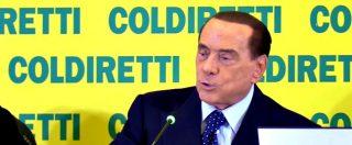 """Elezioni, Berlusconi: """"Prima pericolo erano i comunisti, oggi sono i Cinque stelle. Non saprebbero amministrare un'edicola"""""""