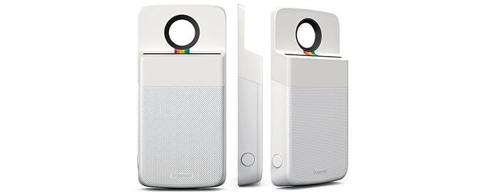 """Polaroid Instant-Share Printer, abbiamo provato la MotoMod che trasforma gli smartphone Motorola in fotocamere """"Polaroid"""""""