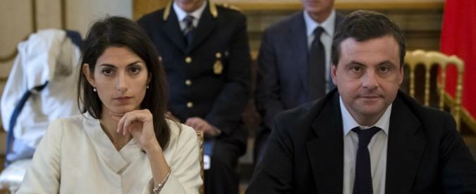 """Tavolo per Roma, Calenda: """"Finisce qui. Arroganza e incompetenza della sindaca"""". Raggi: """"Bluff pre-elettorale, presa in giro"""""""