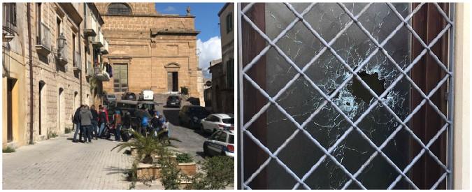 Enna, spari contro un centro che ospita migranti a Pietraperzia: nessun ferito