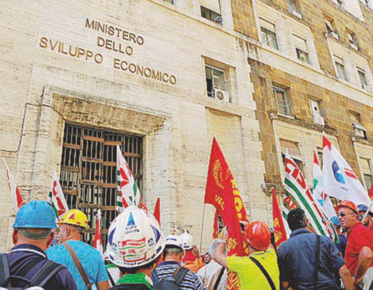 L'Alcoa riparte col supporto dello Stato